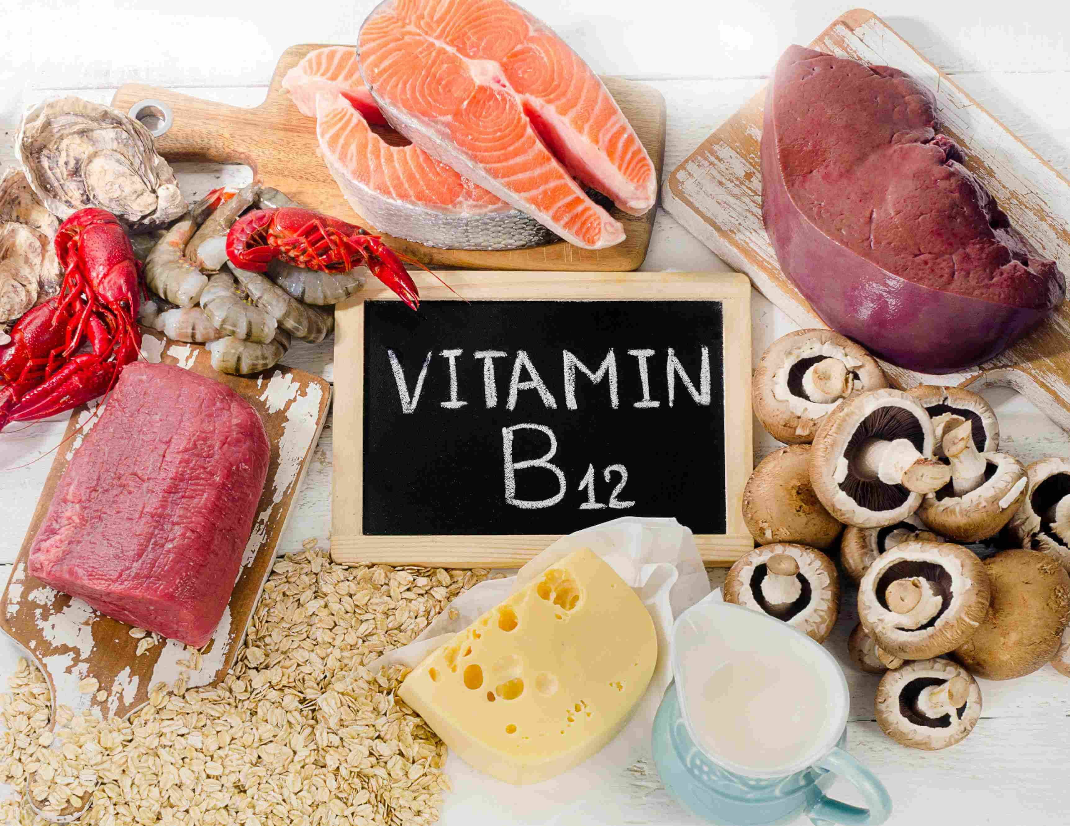 Nivelurile optime de vitamina B12 și acid folic, asociate cu un risc de demență mai scăzut